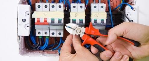 elektra aanleggen